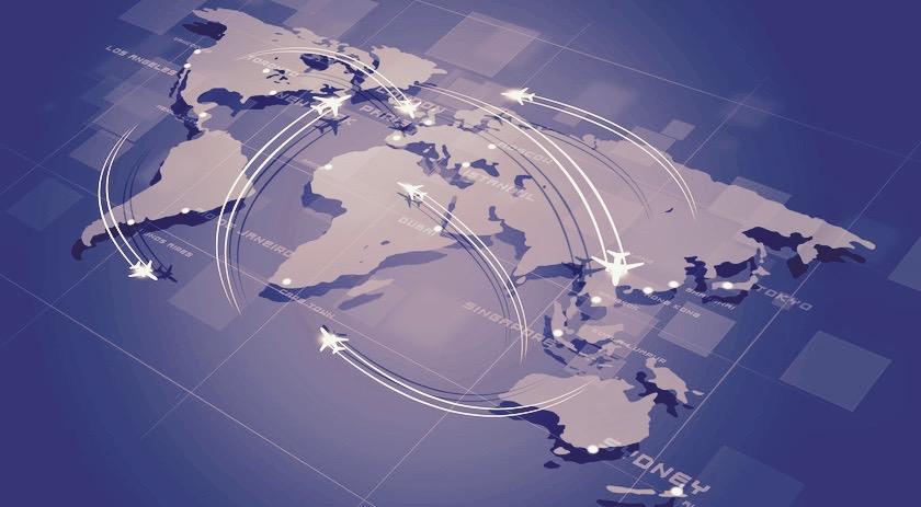 interlinked global society