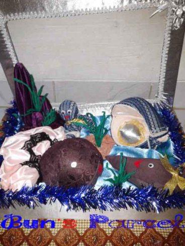 parcel pengantin underwear