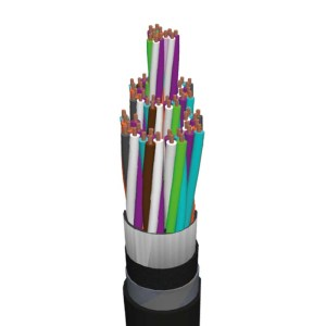 Telekommunikation Kabel Aussen PE-ALT-CLT