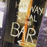 The Hanway Social Club Bar Tottenham Court Road London Hire