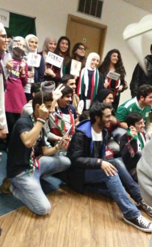 Celebrating Kuwait National Day