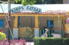 stand UKM Korps Satgas