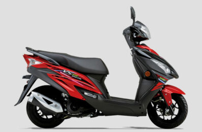 Moto Scooter 125cc Haojue VS125