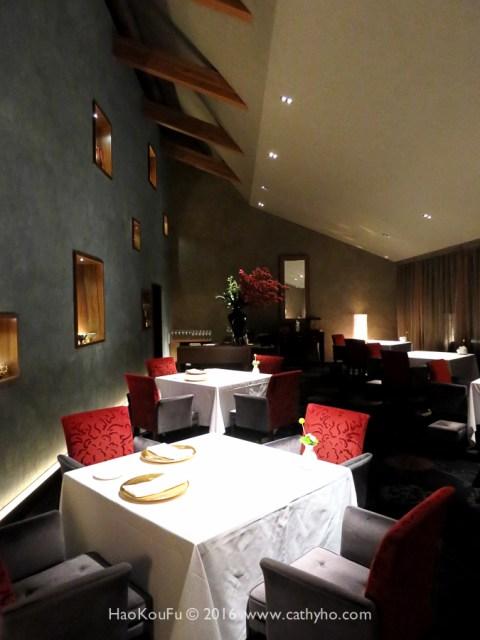 Yukawatan 餐廳,優雅簡潔的裝潢