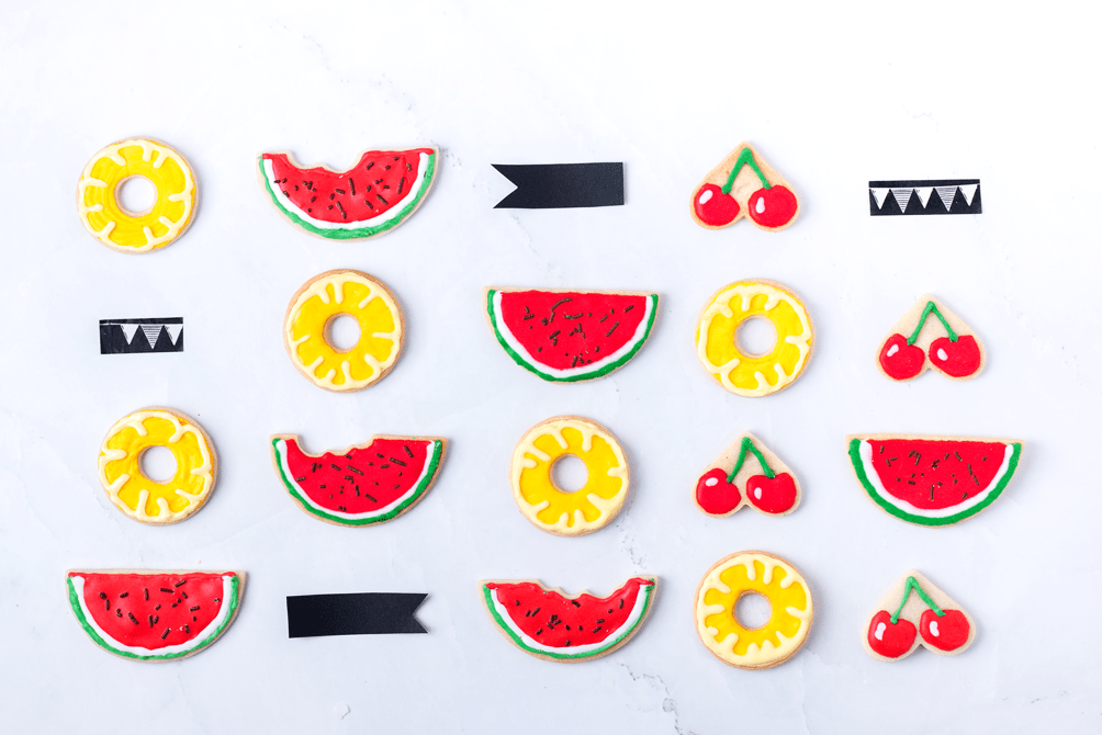 cookies fruits royal icing14