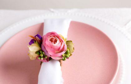 אביב על השולחן