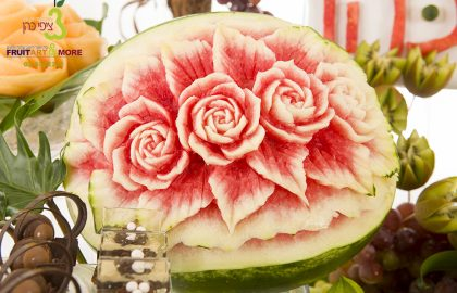 אומנות בפירות