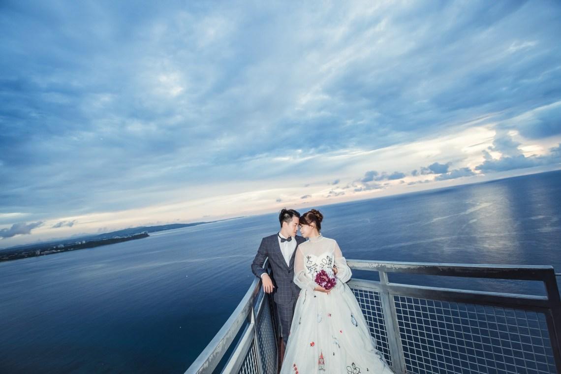 グアム  Guam    海外の結婚式の前攝 寫真集