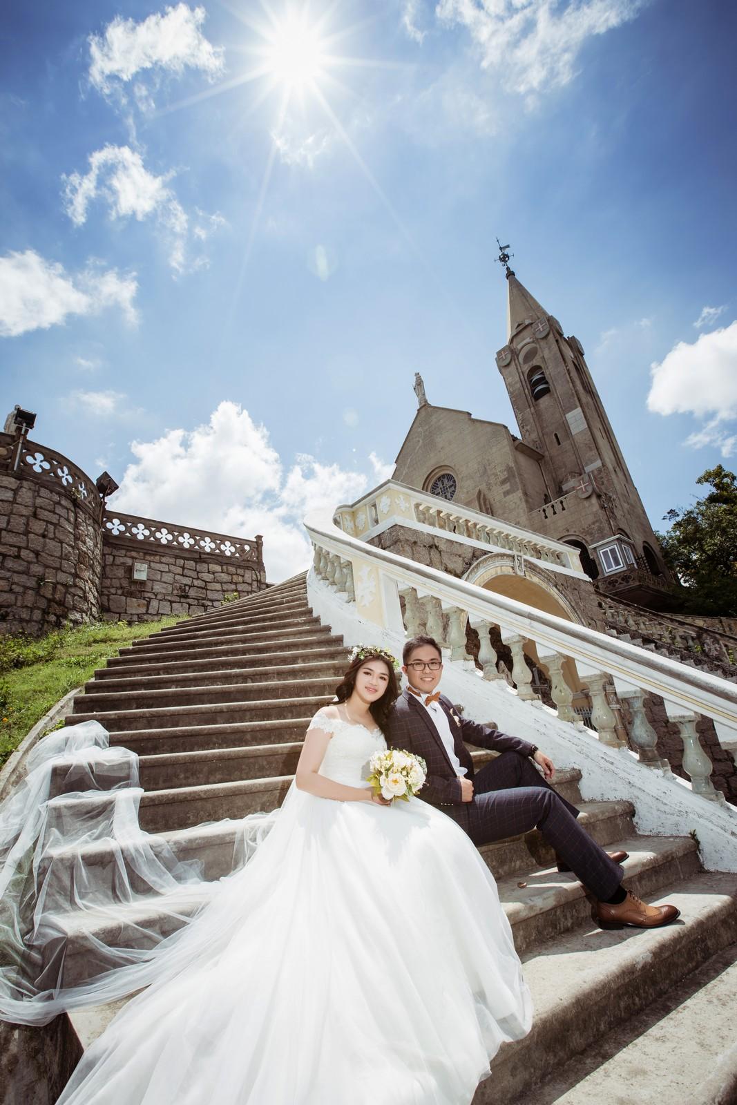 婚紗攝影,澳門婚紗,澳門拍婚紗,海外婚紗