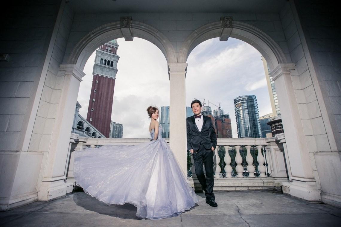 婚紗攝影,澳門海外婚紗,澳門拍婚紗