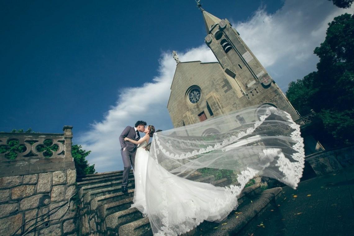 海外婚紗 旅行婚紗 婚紗攝影 macao21
