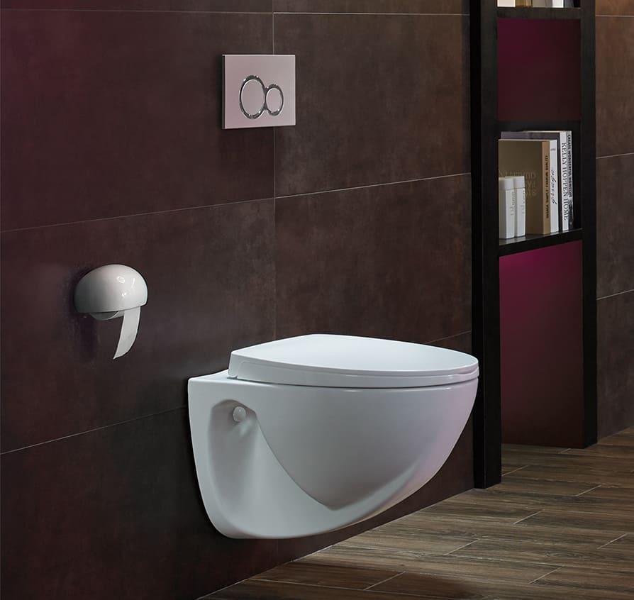 KARAT壁掛式馬桶5485 | 昊鑫衛浴