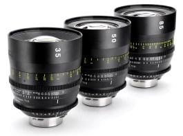 Die neuen Tokina Vista Cinema Prime Objektive - Premium-Festbrennweiten für professionelle Filmer für die Anschlüsse PL, Canon EF, MFT und Sony E