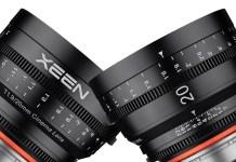 XEEN 20mm Cine Objektiv