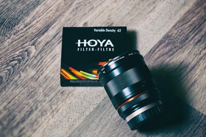ND Filter Hoya