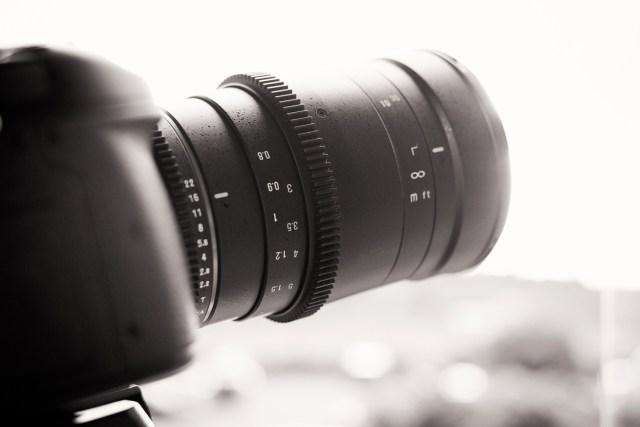 Samyang VDSLR-Objektiv für Vlogger und Filmer