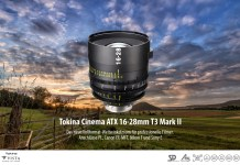 Tokina Cinema ATX 16-28mm T3 Mark II