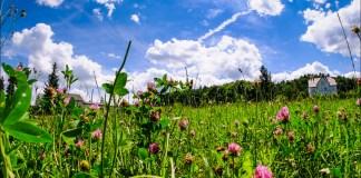 Landschaftsfotografie - Unterwegs mit dem Fisheye Obektiv