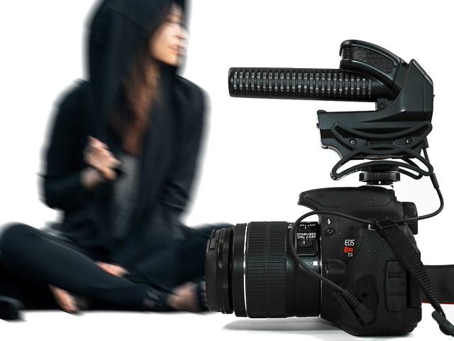 Azden-SMX-30-Mikrofon