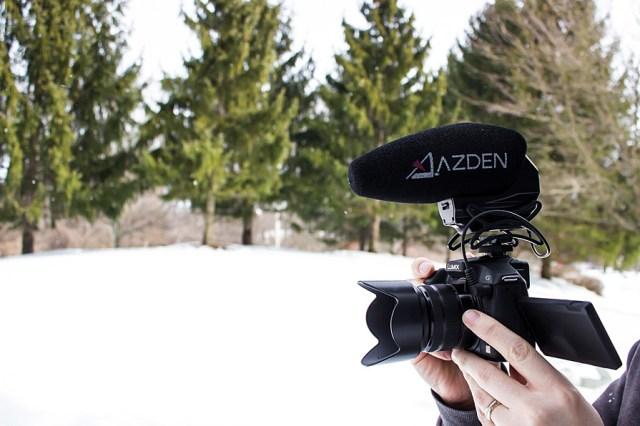 Azden-SMX-30 - Robust unter allen Bedingungen