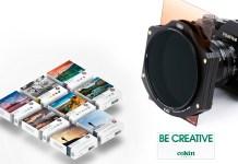 Cokin Filter für kreative Fotos und Videos