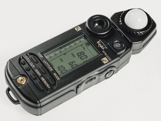 Der Kenko KFM 2200 - für besondere Ansprüche