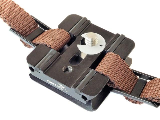 EDDYCAM plate1 Kameraplatte