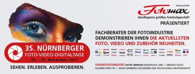 Nürnberger Foto-Video-Tage