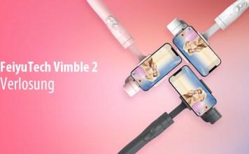FeiyuTech Vimble 2 Verlosung