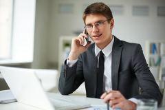英語で電話対応(ビジネス編)