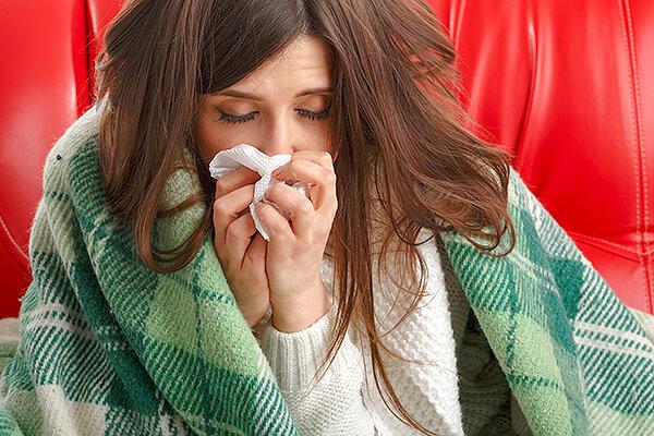 風邪を引きたての場合は「I have a cold」とは言わない?