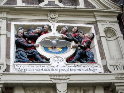 symbolizing a former boys' orphanage
