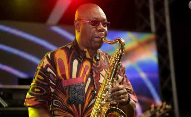 Manu Dibango To Headline Safaricom Jazz Lounge On 1st May