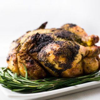 Herb-Roasted Cornish Game Hen