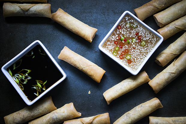 Spring Roll - Sauces