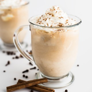 Warm and Comforting Pumpkin Chai Latte