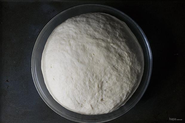Cinnamon Rolls - Dough