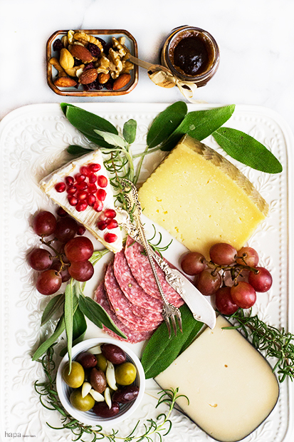 What you need to know to make a GREAT cheese board!