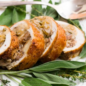 Turkey Roulade