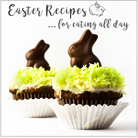 Easter Recipes on Hapa Nom Nom