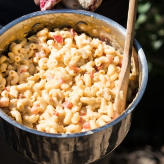 Camping Mac n' Cheese