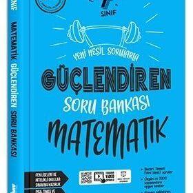 Ankara Yayıncılık 7. Sınıf Güçlendiren Matematik Soru Bankası