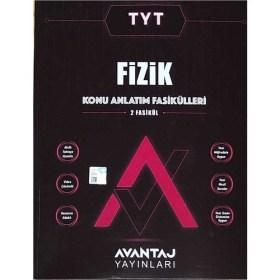 Avantaj Yayınları TYT Fizik Konu Fasikülleri
