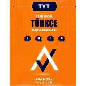Avantaj Yayınları TYT Türkçe Soru Bankası