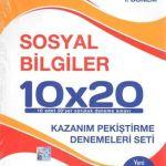 BLOKTEST 5.SINIF SOSYAL BİLGİLER 10×20 KAP DENEME (1.DNM)