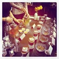 Fashionista Tea Tasting