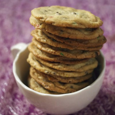 Funfetti Cookies & Pinterest