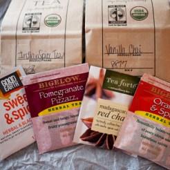 Fronteir Tea & Tea Bags