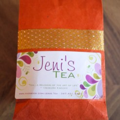 Jeni's Tea - Buddha's Palm
