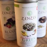 Zenzeu - Pina Colada Green, Champagne Blanc, Chai Wedding